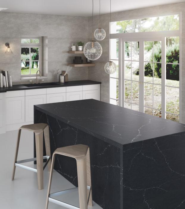 Kitchen-Cocina-Silestone-Eternal-Charcoal-Soapstone