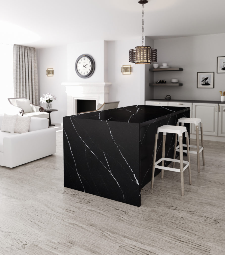 Trends: the marble looks texture