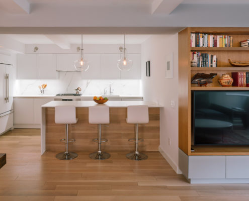 Nordic Kitchen Dekton Aura Esnal Lexington