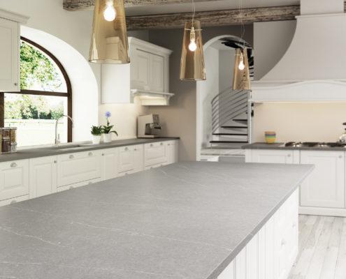 Silestone Kitchen Eternal Serena