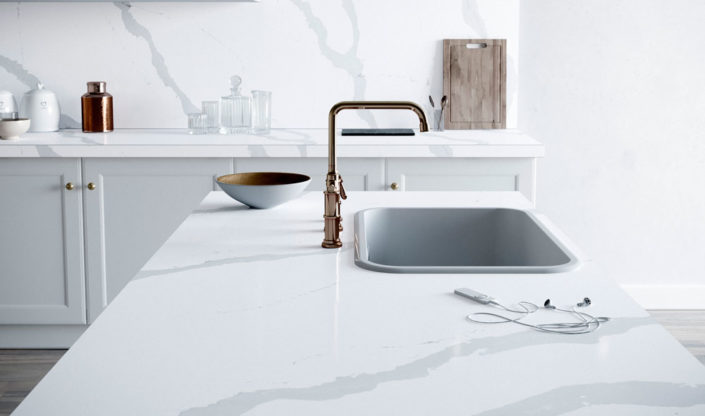 Silestone-Kitchen---Bianco-Calacatta